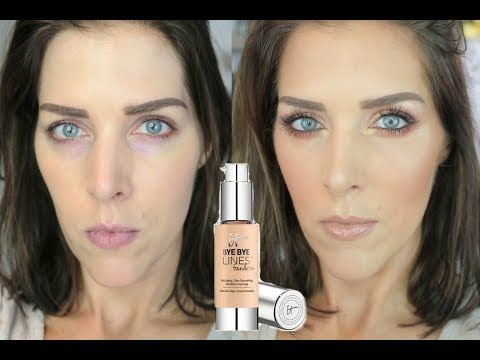 IT Cosmetics Bye Bye Lines Foundation | Review & Demo | Mandy Davis MUA http://cosmetics-reviews.ru/2017/11/18/it-cosmetics-bye-bye-lines-foundation-review-demo-mandy-davis-mua/
