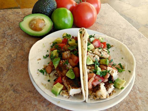 Taco Tuesday: Mahi Mahi Fish Tacos | Healthy Eats – Food Network Healthy Living Blog
