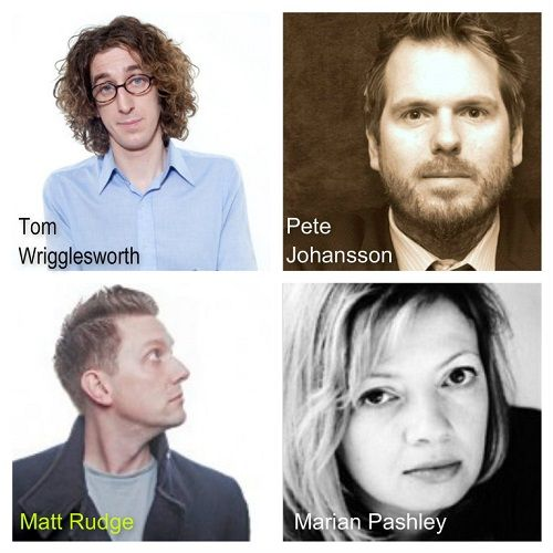 #WhatsoninLondonthisweekend 2nd to 3rd May. Saturday Comedy Night: Enjoy a great night at the Backyard Comedy Club in Bethnal GreenPicture