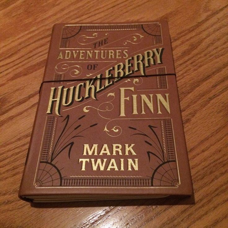 Huck Finn Traveler's Notebook Cover, refillable planner agenda journal by ConfettiBetti on Etsy https://www.etsy.com/listing/488692217/huck-finn-travelers-notebook-cover