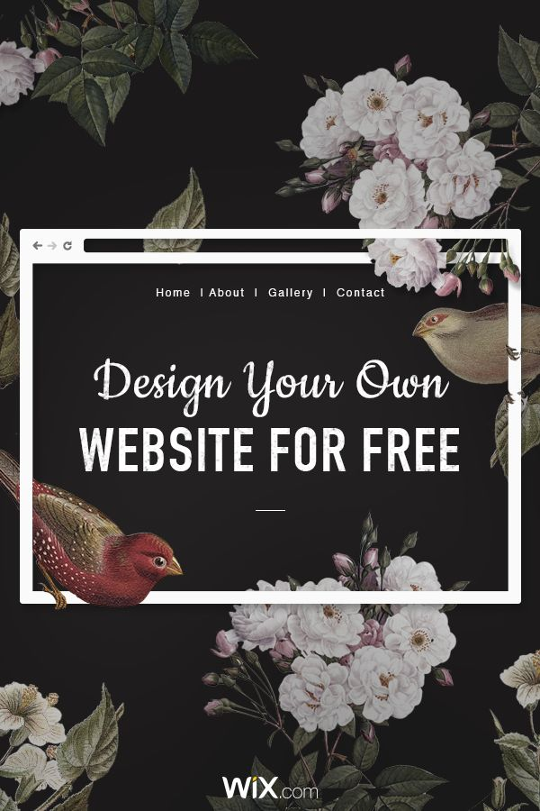 Create your free website with the Wix Free Website Builder, the easiest way to build and design a Website. Create your website now!