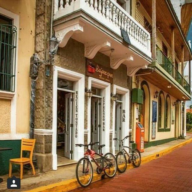 Best coffee shops in Panama