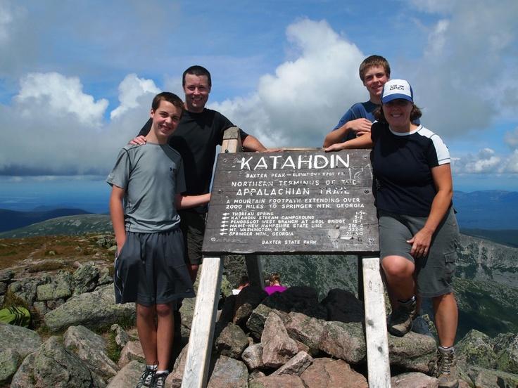 Hiking Mount Katahdin, the Final Summit of New England's Highest Peaks