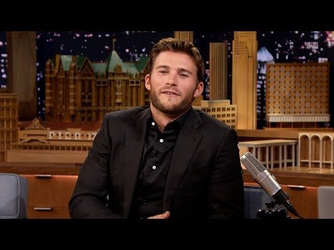 Did you catch Scott Eastwood on The Tonight Show Starring Jimmy Fallon last night? Watch The Longest Ride actor show off his wild side in this video!