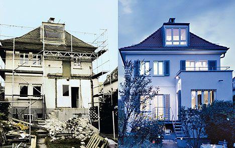 468 296 haus renovieren pinterest haus renovieren vorher nachher und. Black Bedroom Furniture Sets. Home Design Ideas