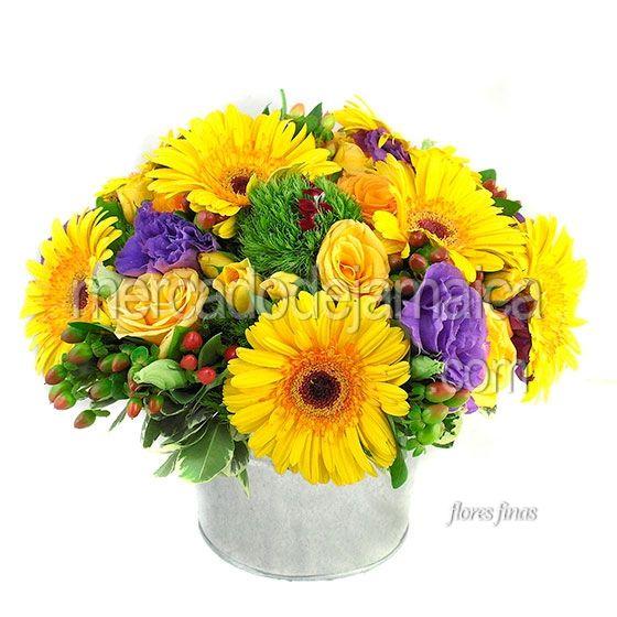 Arreglos Florales de Internet !  Envia Flores