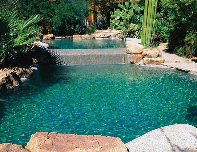 Diamond Brite Verde Swimming Pool Ideas Pinterest