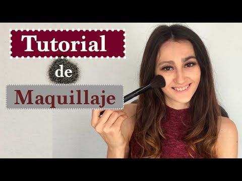 Tutorial de Maquillaje - YouTube  #makeup #beauty #youtube #tutorial #video #maquillaje #hairstyle #style #belleza #lips #eyes #eyeliner #hair #longhair #tips #idea #diy #pretty #blonde #black #ootd #outfit #brush #nails #fashion #moda #ojos #nice #wedding #school #rustic