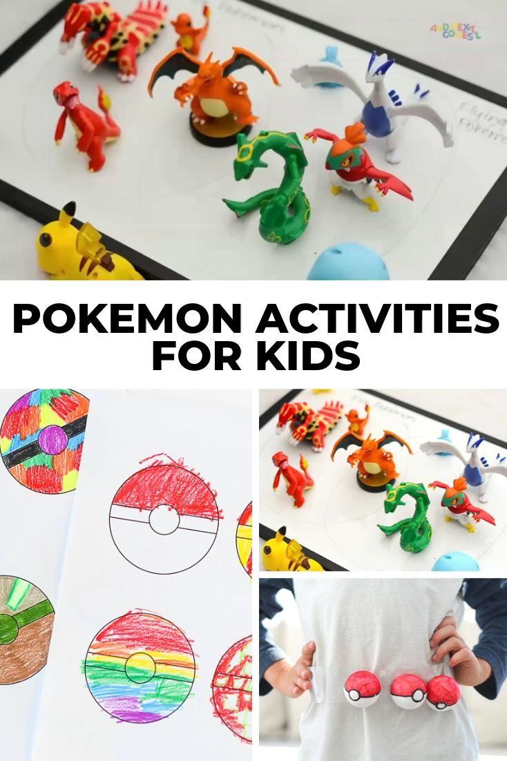 Pokemon Activities Crafts For Kids Video Video In 2021 Art Activities For Kids Pokemon Activities For Kids [ 1102 x 734 Pixel ]