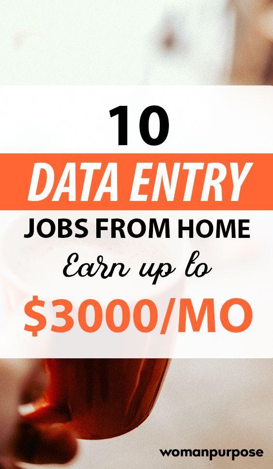 10 Dateneingabeaufträge, die 30 US-Dollar pro Stunde kosten. #dataentry #dataentryjobs #workfromho … – Freelancing Jobs