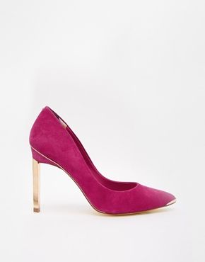 1000  images about Shoes on Pinterest | Ted baker, Pointed heels ...