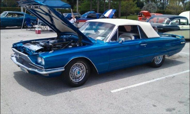 CanadianAutoNetwork.com - 1966 Ford Thunderbird
