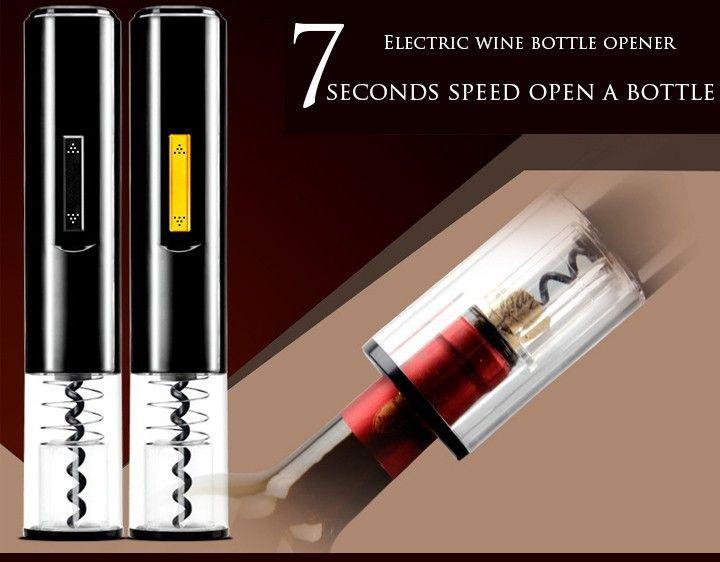 free shipping Automatic Wine Opener/Automatic Wine Bottle Opener/Electric Corkscrew/wine Electric Bottle Opener/Wine Opener
