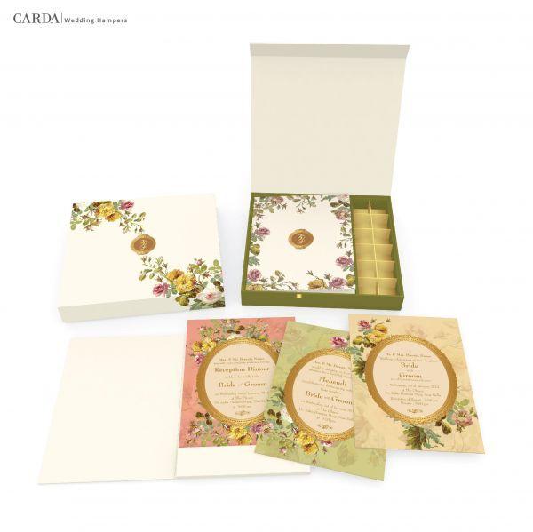 Wedding Gift Hampers India : Buy Wedding Hampers Online Wedding Hampers in India