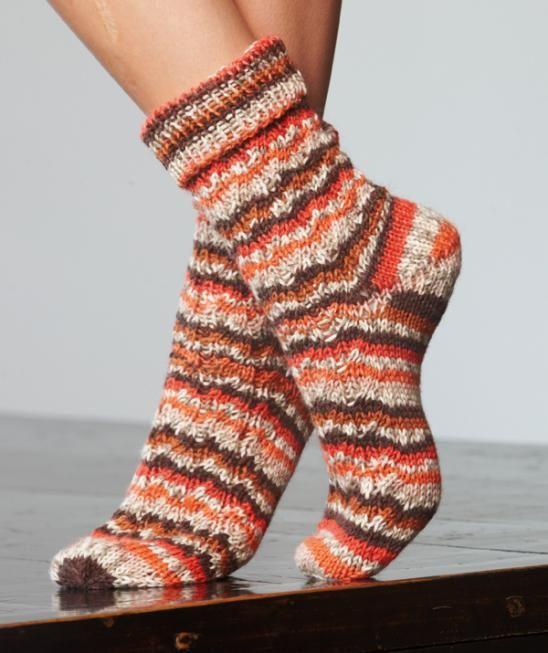 Socken, R0079 Gratisanleitung