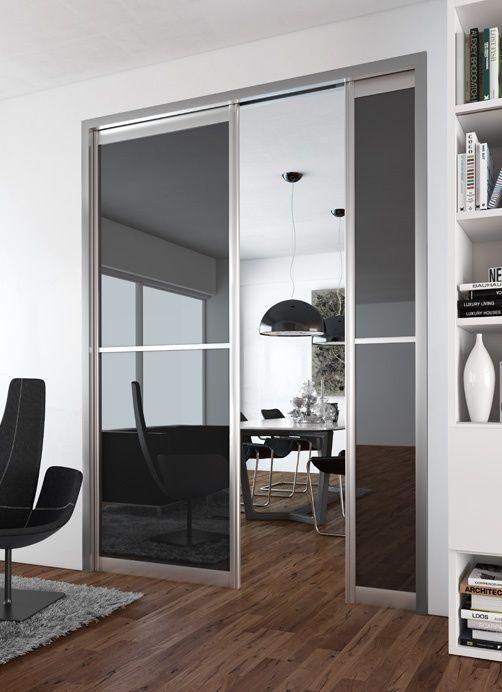 les 53 meilleures images du tableau porte int rieure sur pinterest. Black Bedroom Furniture Sets. Home Design Ideas