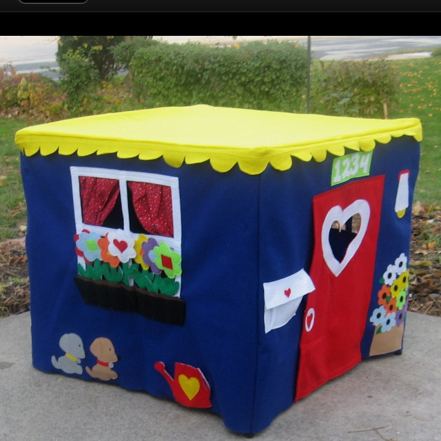 Card table tent from etsy craftsy//listing/85429945 : table tents for kids - memphite.com