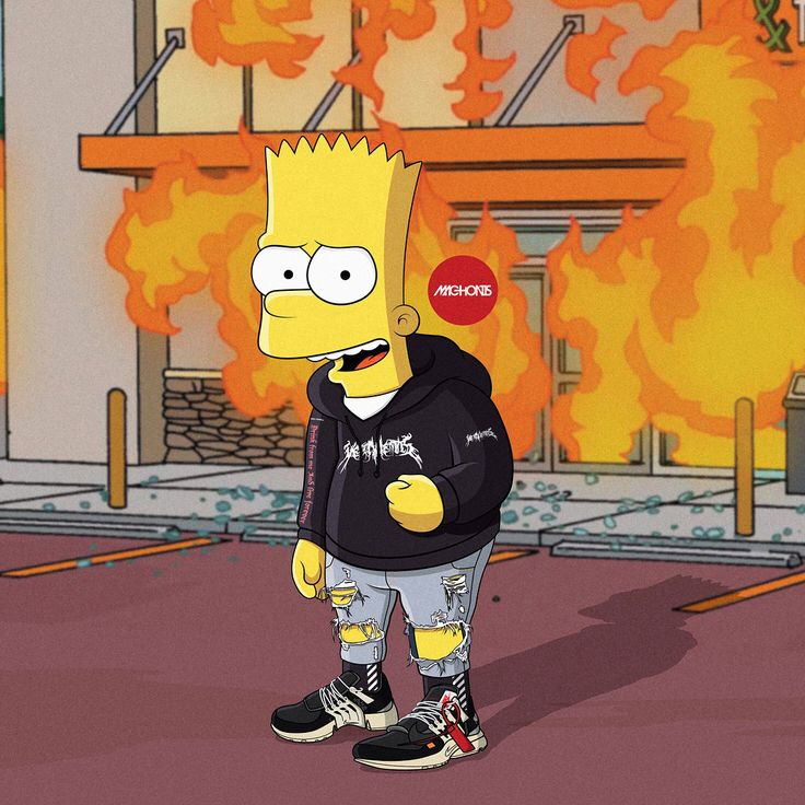 New Les Simpson En Mode Hype Photos N54996 also Image Supreme Hypebeast Bape Thesimpsons Simpsons Bart Gun 238302798065202 together with Bart Simpson Supreme ja4TncBFBgx8hBWL3qzKACYCvhOJ08R2vQRIU3j697w further The Simpsons Bape Baby Milo Capsule Collection also Can You Guess The Simpsons Character From Just Their Colors. on simsons bart with bape wallpaper
