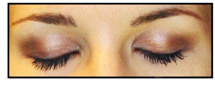daytime eyeshadow
