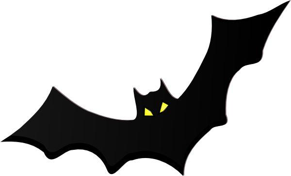 Halloween Cartoon Clip Art Free | Bat clip art - vector clip art online, royalty free & public domain