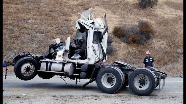 The life of an OTR driver YouTube Big rig trucks, Car