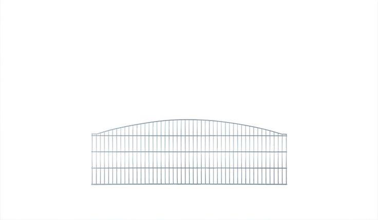 Das Zaunelement aus der Stabmatten Serie Extra ist in den Varianten Anthrazit, Feuerverzinkt und Moosgrün erhältlich. Der pflegeleichte Stahlzaun ist perfekt geeignet um ihr Grundstück abzugrenzen und zu schützen. Das abgebildete Zaunelement hat die Maße 241,8 x 60 cm. Diese und weitere Doppelstabmatten finden Sie unter http://www.meingartenversand.de/doppelstabmatten/doppelstabmattenzaun.html
