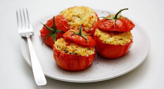 Stuffed Tomatoes Recipe - weightloss.com.au