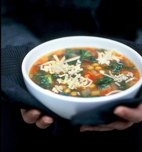 Boerenkoolsoep met raasdonders (jonge kapucijners) #vegetarian #recipe #soup