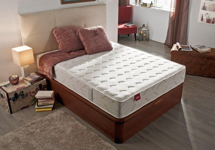 Conforama camas cabeceiras e colch es decora o e - Cama alta conforama ...