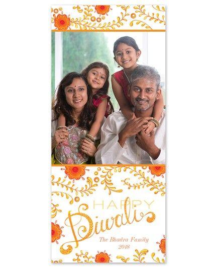 White Vine Photo Cards - Celebrations #greetingcard #photocard #stationery