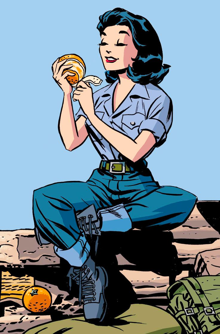 Lois Lane in The New Frontier Vol 1 - Darwyn Cooke