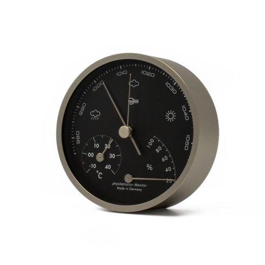 BARIGO(バリゴ)温湿気圧計 BG101-5 | LIVING MOTIF online shop