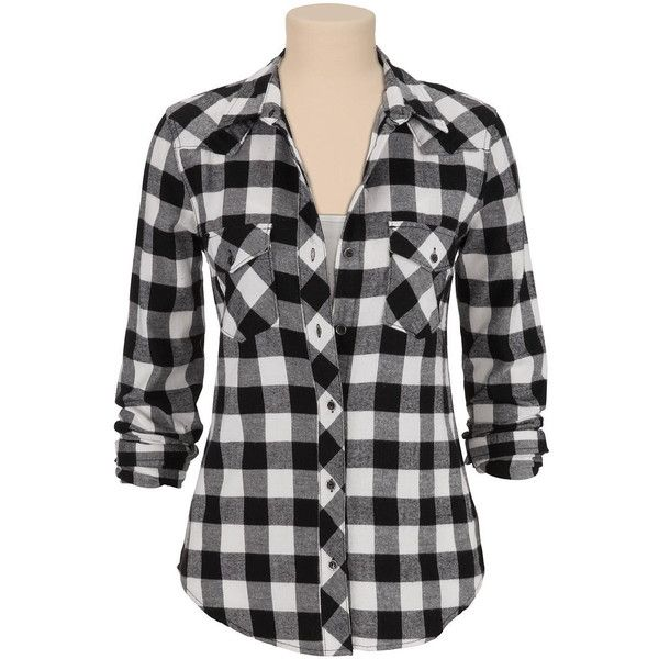Best 25  Black and white flannel ideas on Pinterest | Red and ...
