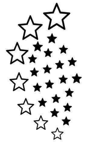 Of Stars Tattoos For S Star Tattoo Designs