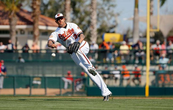 Most important player on every MLB team  -  March 25, 2017:     BALTIMORE ORIOLES: MANNY MACHADO, 3B  -    Machado has been an All-Star in three of the last four seasons and finished top five in the MLB voting in consecutive seasons. His OPS continues to climb, up to .876 last season, and he also filled in at shortstop last season when J.J. Hardy was hurt.