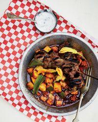261 best fabulous food finds eatdrinkfelove images on yogurt marinated lamb skewers skewer recipeswine forumfinder Gallery