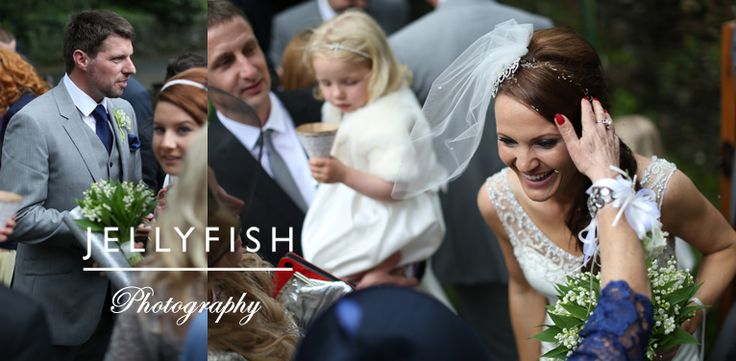 JELLYFISH PHOTOGRAPHY WEDDING ST OSWALD'S CHURCH GRASMERE