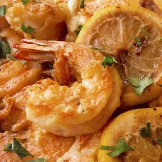 SippitySup Shrimp Francese Not Just for Food Geeks Anymore | SippitySup