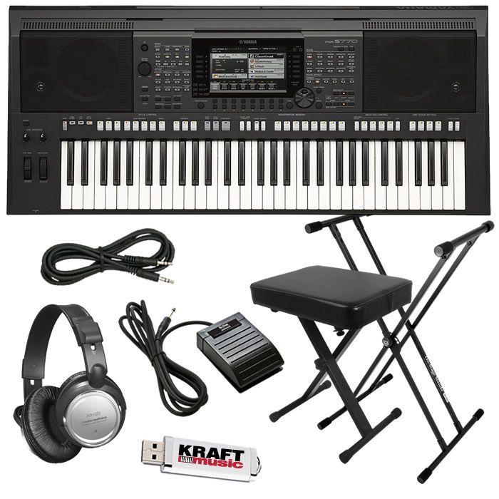 17 best ideas about yamaha keyboard on pinterest yamaha for Yamaha psr s770 61 key arranger workstation