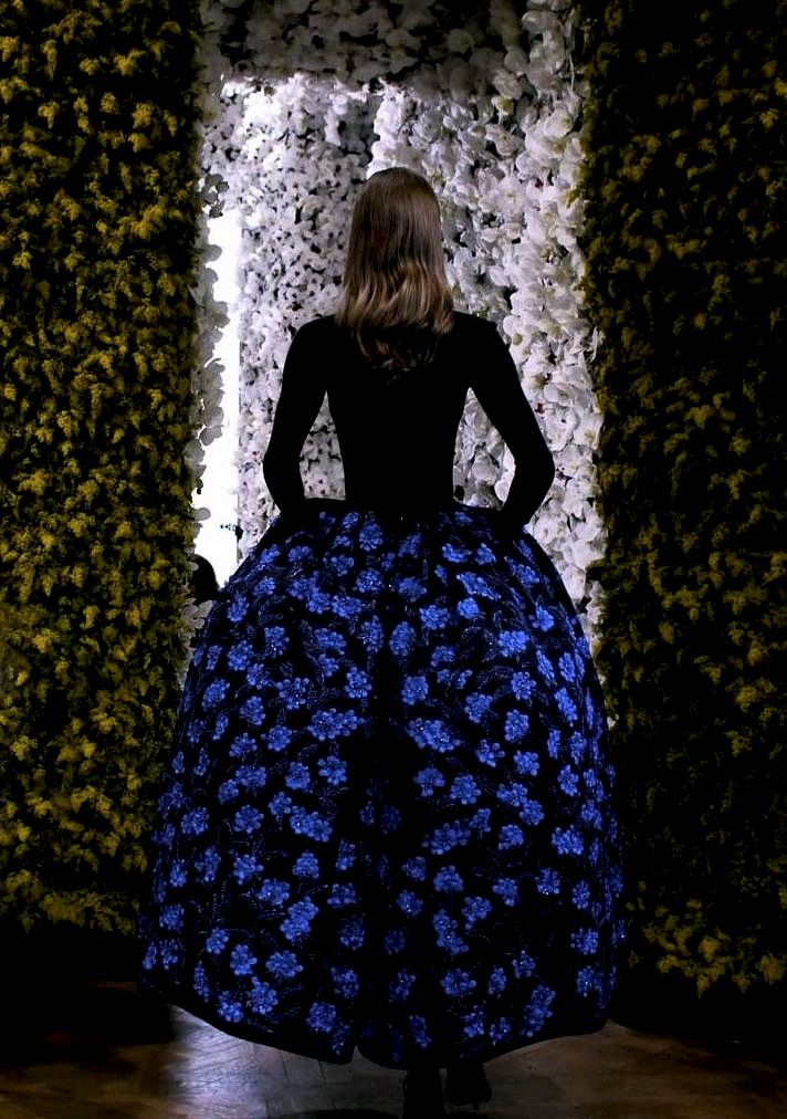 All Fashion Flowers: Christian Dior Haute Couture Fall Winter 2012-13 collection