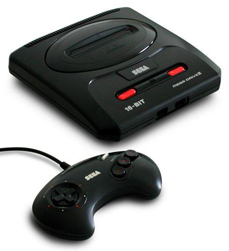 Sega Mega Drive II - my friend Asha had one. We played Sonic the Hedgehog for hours.