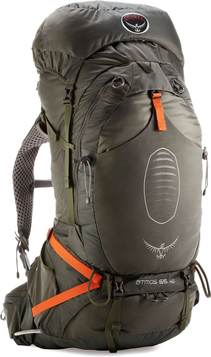Osprey Atmos 65 AG Pack (Men's) - $259.95 (NOTE: Great backpack but may not be the best option because it is too large and heavy for ultralight backpacking.)