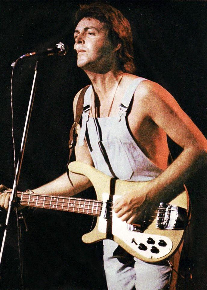 Paul McCartney - Wings era
