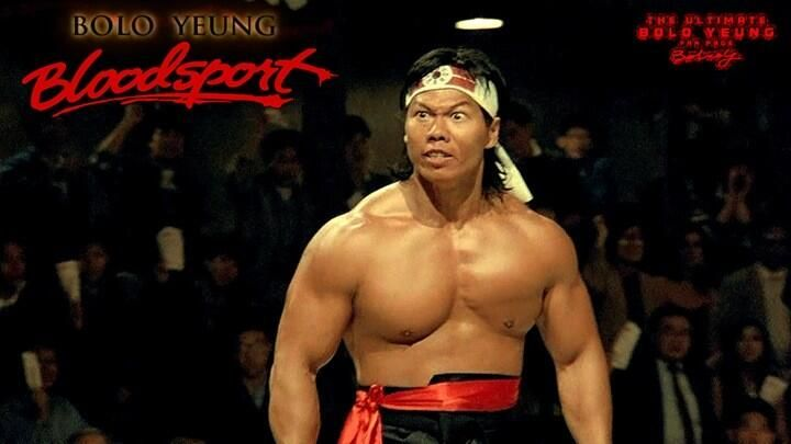 Bolo Yeung in Bloodsport, age 42 - 1988. : nattyorjuice