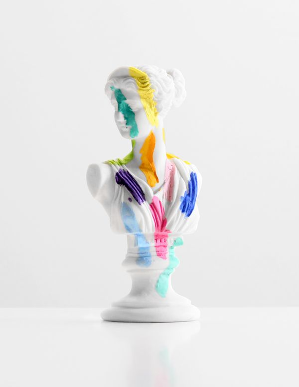 chad wys visual artist art colour spray la monda magazine