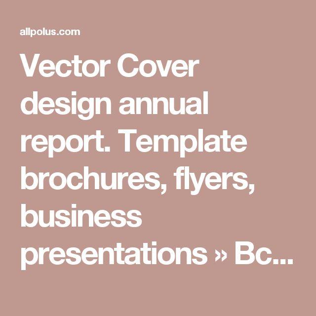 De 25+ bedste idéer inden for Annual report covers på Pinterest - business annual report template