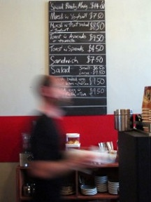 Poquito translates as 'a little bit' and is a little tapas bar in #Wellington #NewZealand