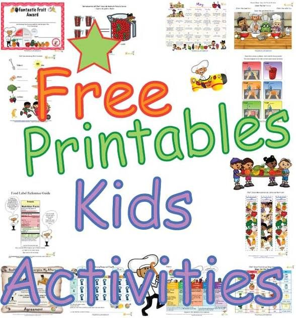 Nourish Interactive (2016) Activities For Kids - Individual Arts And Crafts Nutrition Themed Projects. Retrieved from http://www.nourishinteractive.com/nutrition-education-printables/category/72-kids-home-classroom-arts-crafts-nutrition-activities-games