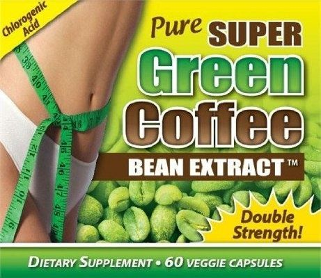 Pure Super Green Coffee Bean Extract: 60 Double Strength - 800mg Veggie Capsules - For Sale Check more at http://shipperscentral.com/wp/product/pure-super-green-coffee-bean-extract-60-double-strength-800mg-veggie-capsules-for-sale/
