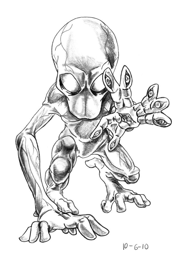 Dover Demon, Lorenzo Bonilla